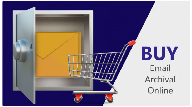 Buy Email Archival Solution Online